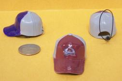 NHL Colorado Avalanche MINI CAP DANGLERS RETIRED AFTER THE 2
