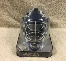 NHL Colorado Avalanche Mini Goalie Mask Original Packaging