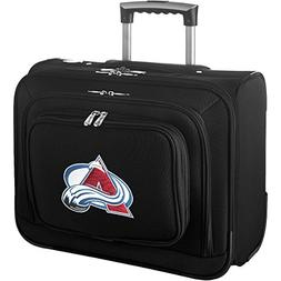 NHL Colorado Avalanche Wheeled Laptop Overnighter