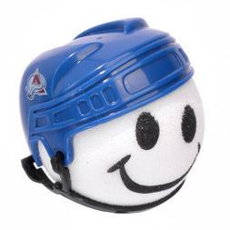 Colorado Avalanche Helmet Head Car Antenna Ball / Desktop Bo
