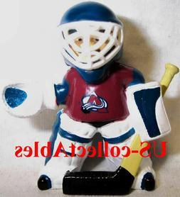 NHL Hockey Colorado Avalanche Goalie Lil Sports Brat Rare So