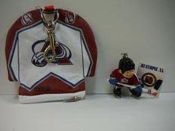 NHL Licensed Lil Sports Brat Baseball Collectible - COLORADO