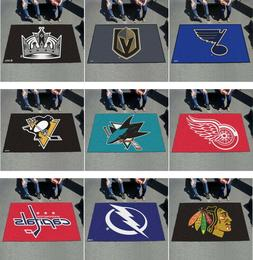 NHL Ultimat Area Rugs 5 x 8 Fanmats Choose Your Team