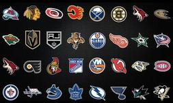 """NHL Wall Decals 24"""""""