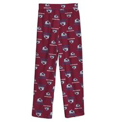 Outerstuff NHL Youth  Colorado Avalanche Team Logo Lounge Pa