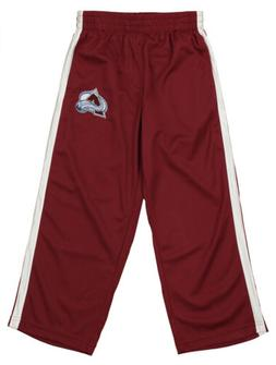 OuterStuff NHL Youth Colorado Avalanche Dribble Mesh Pants,