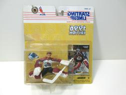 Patrick Roy 1996 Starting Lineup NHL Action Figure & Card Co