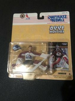PATRICK ROY Colorado Avalanche Kenner 1996 NHL Starting Line
