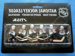 STIGA COLORADO AVALANCHE NHL STIGA TABLE HOCKEY GAME TEAM PL